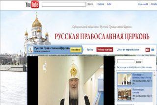 Iglesia ortodoxa rusa abre un canal en Youtube