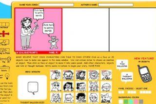 Seis webs gratuitas para crear tu propia historia en forma de cómic