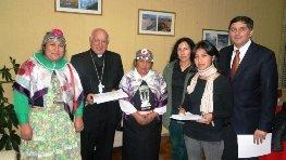 La Iglesia de Chile, clave mediadora en el final de la huelga de hambre mapuche