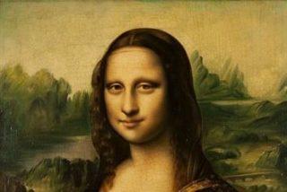 La Mona Lisa vestía de Louis Vuitton