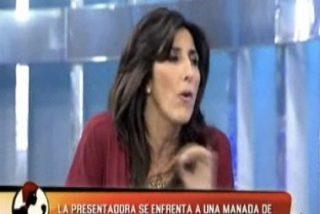 """Paz Padilla se disculpa por llamar """"chusma"""" a sus compañeros de """"Sálvame"""""""