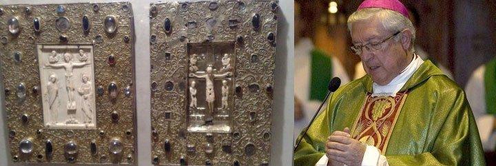 Los obispos de Barbastro y Lérida trabajarán juntos para devolver los bienes