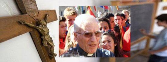 Rouco quiere recuperar la presencia de los párrocos en los colegios públicos
