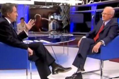 "Iñaki Gabilondo: ""Cuando dejé la SER pedí perdón por mi ira contra Aznar"""