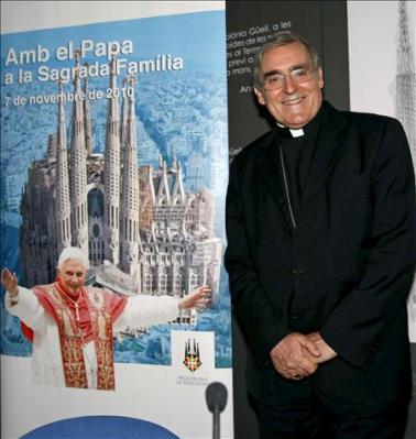 ¿Cuánto cuesta la visita del Papa a Barcelona?