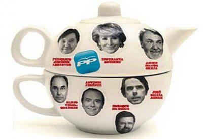 Empacho de Tea Party este domingo