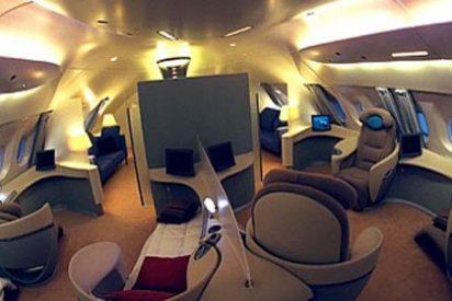 Visite el avión más grande y moderno del mundo