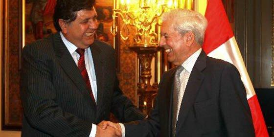 """""""Es un gran día para el Perú y un acto de justicia a Vargas Llosa"""""""