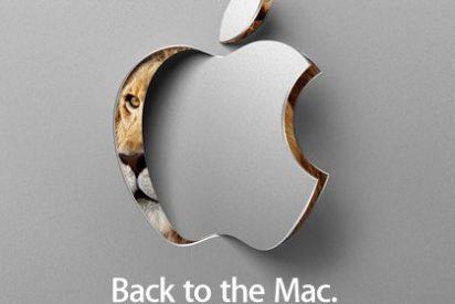 Apple presentará el 20 de octubre la primera gran renovación de su sistema operativo para Mac desde 2006