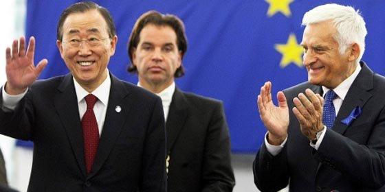 """Ban Ki Moon denuncia la """"peligrosa tendencia"""" a demonizar la inmigración"""