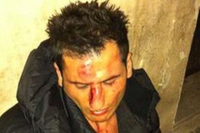 El futbolista de la Fiorentina Adrián Mutu le da una paliza a un camarero que exigió que abonara sus consumiciones