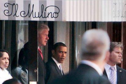 El peligroso solomillo de Bill Clinton en Casa Lucio