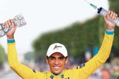 """""""Bild"""" y """"L´Equipe"""" crucifican a Alberto Contador"""