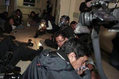 Rafael Correa fue rescatado por un comando de élite del Ejército