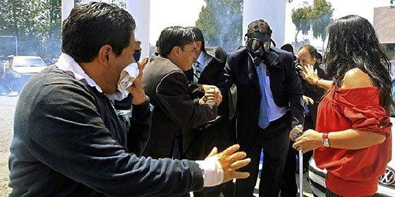 Democracia en América Latina está bajo amenaza