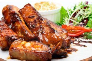 Costillas de cerdo en salsa, receta fácil 👌