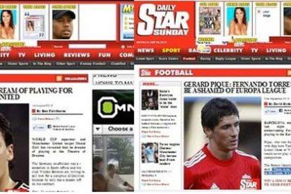 Las falsas entrevistas del Daily Star a jugadores de nuestra Liga: titulares impactantes, declaraciones inventadas