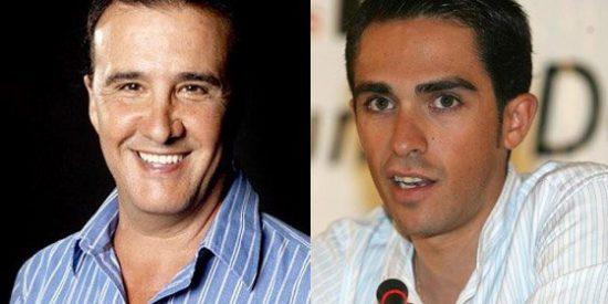 """Así intentó evitar de la Morena que Contador hablara para la COPE antes que para la SER: """"Son unos traidores. En cuanto puedan te la van a clavar"""""""