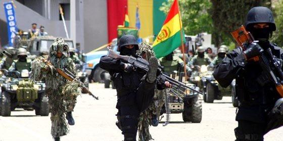 Detienen a cuatro oficiales del Ejército boliviano por aplicar torturas
