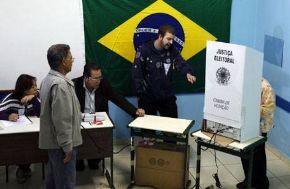 Brasileños eligen hoy al sucesor de Lula da Silva