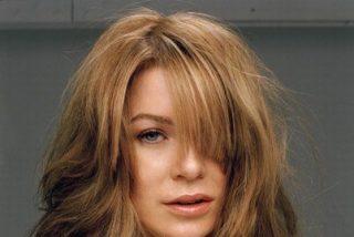 La Doctora Meredith Grey, pillada sin photoshop