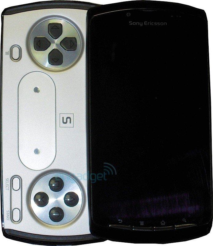 Sony prepara el PlayStation Phone, un móvil integrado en la consola PSP