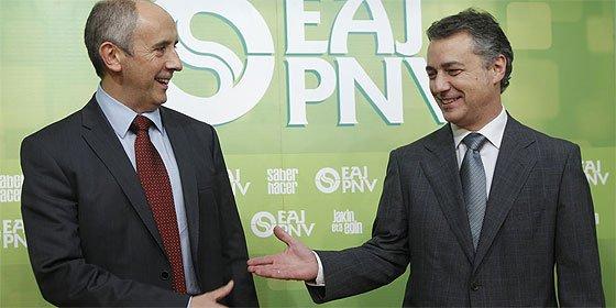 Zapatero rebautiza las provincias vascas por seguir en La Moncloa hasta 2012