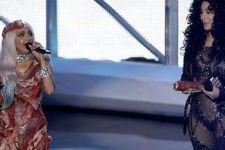 El disfraz de carne de Lady Gaga triunfará en Halloween