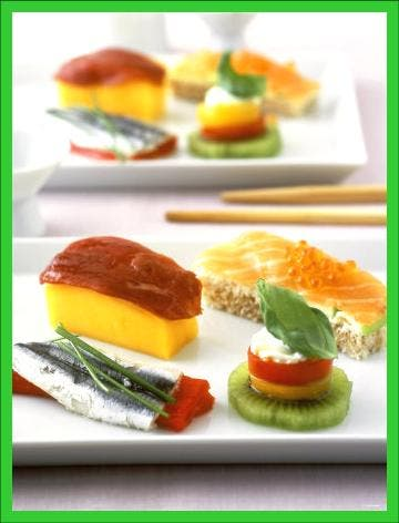 GO! SUSHING: Este take-away es la opción ideal para aquellos que desean disfrutar en la oficina de un almuerzo sabroso y saludable