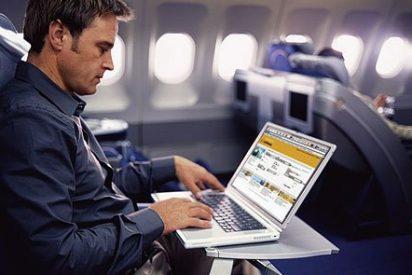 Vuelos para ejecutivos en aviones de bolsillo