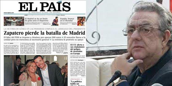 José María Izquierdo reprocha a los medios no afines lo que hace el suyo