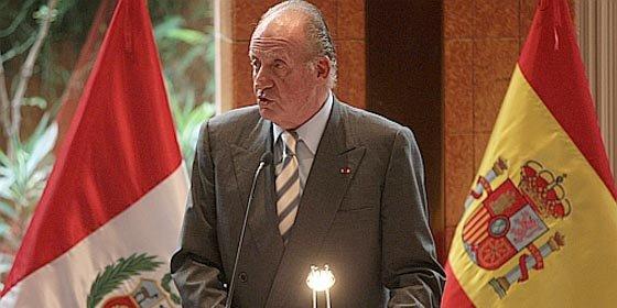 """Ray Juan Carlos: """"Le quiero mucho y ha sido buenísima la noticia"""""""