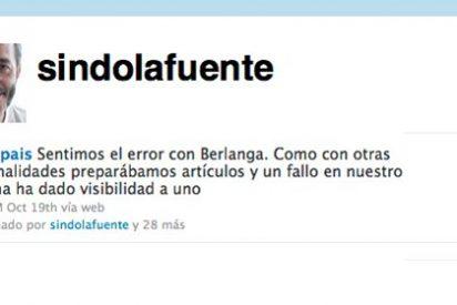 "Gumersindo Lafuente se disculpa por ""matar"" a Berlanga por error"