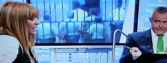 Antonio Puerta y el programa 'La Noria'