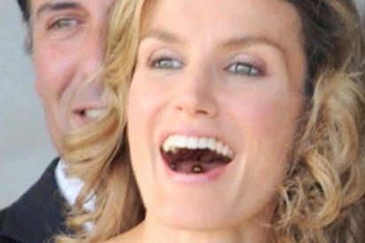 Letizia, ¿lleva un piercing en la lengua?