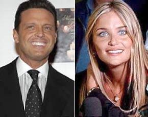 """Modelo chilena: """"Luis Miguel se enamoró de mí"""""""