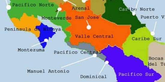 Sismo de 5.9 grados sacude San José de Costa Rica
