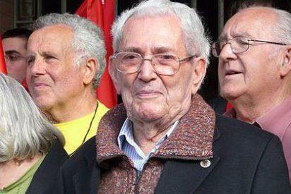 Muere Marcelino Camacho, fundador de CC.OO.