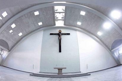 """""""Es una iglesia para los que murieron por su fe, no por la guerra o por política"""""""