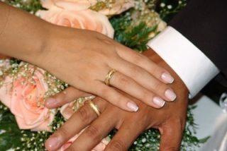 Más bodas en el juzgado que en el altar