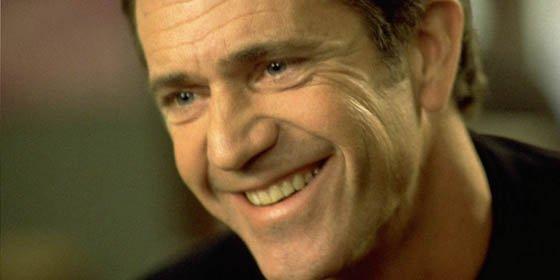 Mel Gibson dejó caer a su hija desde lo alto de una mesa