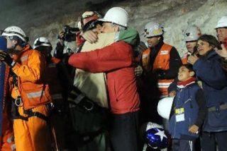 Antena 3 se trae a España a los mineros chilenos días después de su rescate