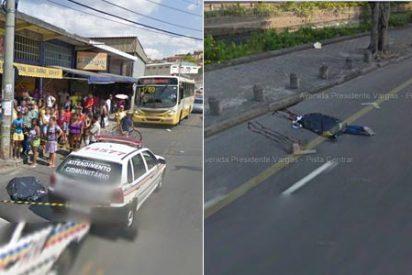 Brasil monta en cólera contra Google Street View