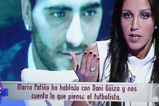 "Nuria Bermúdez. ""Güiza quiere echarme de mi casa"""