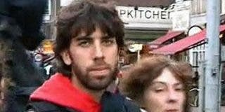 Oleguer participó en una manifestación 'okupa' por las calles de Amsterdam