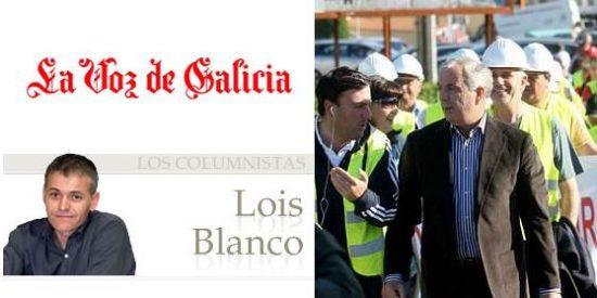 Lois Blanco ('La Voz') se burla de Pachi Vázquez