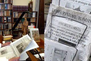 """Benedicto XVI a prensa católica: """"Buscad con pasión la verdad"""""""