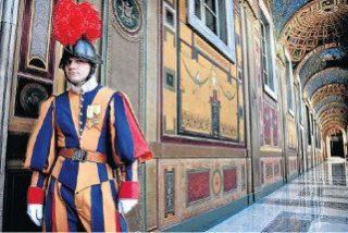 Pasillos del Vaticano