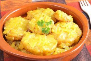 Cómo hacer patatas a la importancia