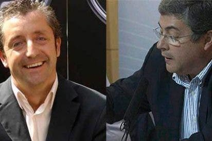 """Josep Pedrerol insulta a José Joaquín Brotons, director de Gol Televisión: """"Eres un baboso y un cobarde"""""""